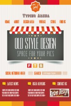 Old Style Design